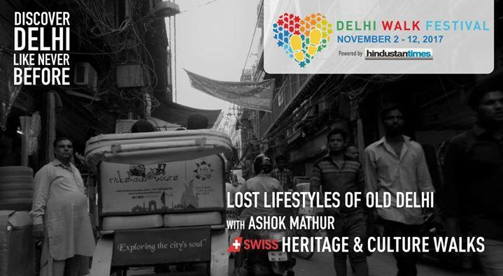Delhi walk festival