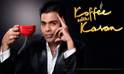 A startup wanted to be seen in Koffee With Karan
